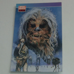 Star Wars Galaxy 1993 Topps #135 Russell Walks Trading card